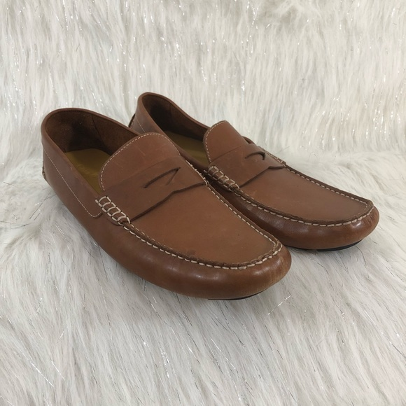 46c5c0516f2 Cole Haan Other - Cole Haan Howland Penny Loafers Size 11